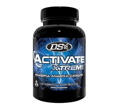 Driven Sports ACTIVATE XTREME Extreme Potent Herbal Testosterone Booster 120ct