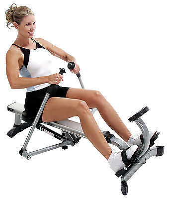 Stamina Avari Full Motion Rower Cardio Exercise Rowing Row Machine A350-500