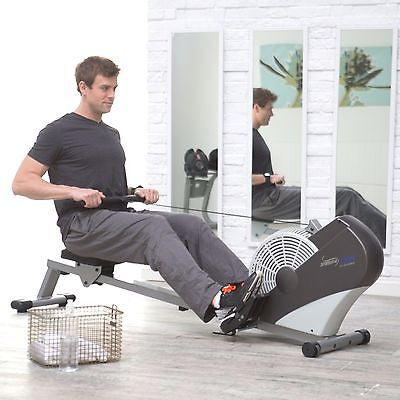 Stamina Air Rower Cardio Exercise Rowing Row Machine 35-1399