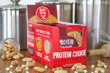 Buff Bake PROTEIN COOKIE  All Natural - Box of 12 Cookies - PICK FLAVOR