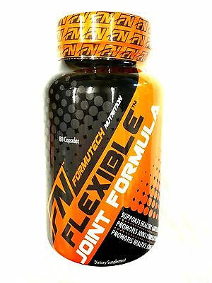 Formutech Nutrition FLEXIBLE JOINT FORMULA Glucosamine Chondroitin MSM 80 Caps