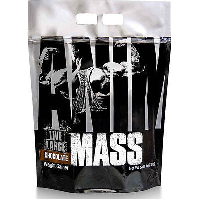 Universal Nutrition ANIMAL MASS Mega Weight Gainer Formula 5.09 lb
