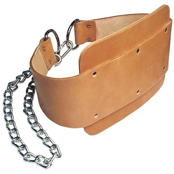 Body-Solid Leather Dipping Dip Belt MA-330