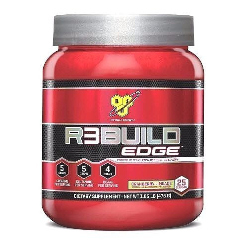BSN R3BUILD EDGE Post Workout Recovery Rebuild - 25 Servings