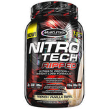 MuscleTech NITRO-TECH RIPPED Protein BURN FAT - 2 lbs