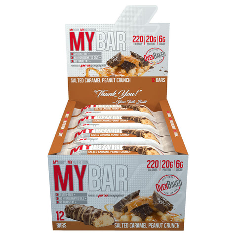ProSupps MY BAR Oven Baked Protein Bar Meal Replacement 12-Pack, PICK FLAVOR
