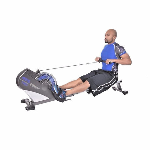 Stamina ATS AIR ROWER Cardio Exercise Rowing Machine 35-1402