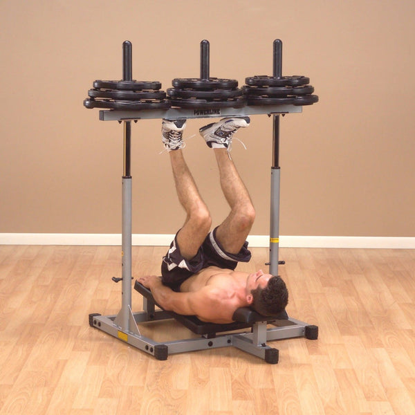 Body Solid Powerline Vertical Leg Press Machine, PVLP156X