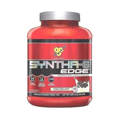 BSN Syntha 6 EDGE 4 LB Fast & Slow Digesting Protein Powder - PICK FLAVOR
