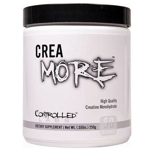 Controlled Labs CREAmore Micronized Creatine Monohydrate - 250g - 50 Servings