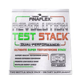 FinaFlex REVOLUTION TEST STACK Pure Test Testosterone Booster Combo 30 Servings