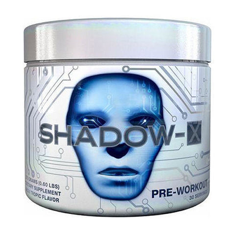 Cobra Labs SHADOW-X Hardcore Pre-Workout - 30 SERVINGS - 2 FLAVORS