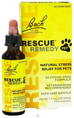 Bach RESCUE REMEDY PET Natural Stress Relief - 20 ml