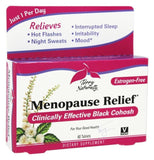 EuroPharma Terry Naturally MENOPAUSE RELIEF - 60 tablets HOT FLASH RELIEF