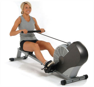 Stamina Air Rower Cardio Exercise Rowing Machine 35-1399