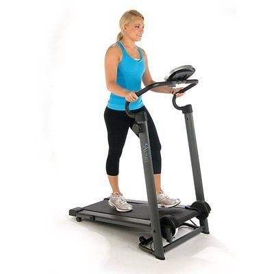Stamina Avari Folding Magnetic Resistance Manual Treadmill A450-255