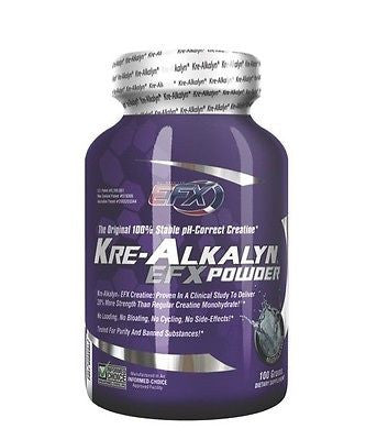 All American KRE-ALKALYN EFX POWDER Creatine Monohydrate 100 grams - 66 Servings