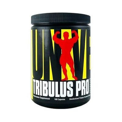 Universal Nutrition TRIBULUS PRO Testosterone Booster - BUILD MUSCLE, LIBIDO