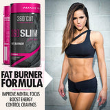 360Cut 360 SLIM FOR HER Fat Burner Weight Loss for Women 360 Cut 90 Capsules