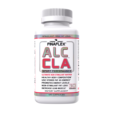 FINAFLEX ALC + CLA Fat Burner Non-Simulant Weight Loss - 120 capsules