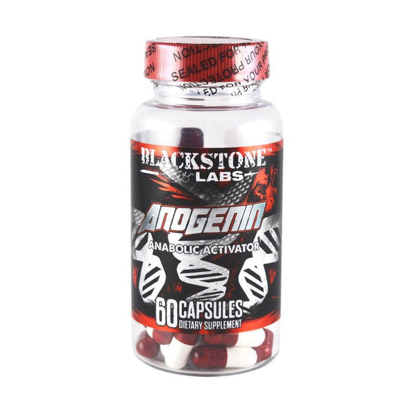 Blackstone Labs Anogenin Laxogenin Anabolic Activator, 60 caps BUILD LEAN MUSCLE