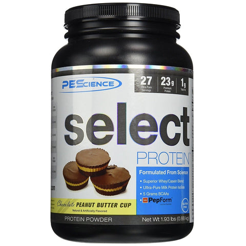 PES SELECT PROTEIN 24g Whey/Casein/Leucine Peptide Blend 1.96 lbs