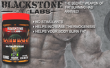 Blackstone Labs TROJAN HORSE Non-Stim Fat Burner Weight Loss Energy 30 Servings