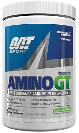 GAT AMINO GT Pre-Intra-Post Workout - 30 Servings - PICK FLAVOR