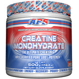 APS Nutrition CREATINE MONOHYDRATE Strength & Muscle Growth 500g - 100 Servings