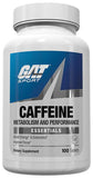 GAT CAFFEINE Energy & Endurance 100 Tablets