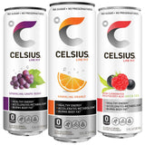 Celsius Healthy Energy Drink Fat Burner - Case of 12 Cans