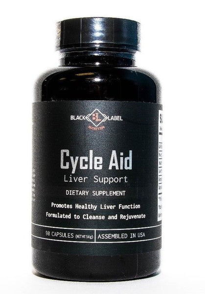 Black Label CYCLE AID Protect & Restore - 90 capsules LIVER, PROSTATE, HEART