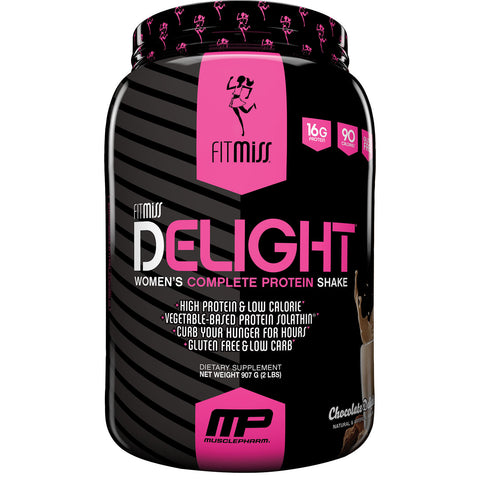 FitMiss DELIGHT Women's Complete Protein Shake - 2 lbs