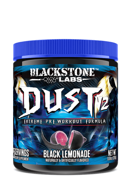 Blackstone Labs DUST v2 Extreme Pre-Workout 25 Servings, 3 FLAVORS
