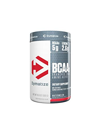 Dymatize BCAA Complex 5050 Branched Chain Amino Acids - 30 Servings WATERMELON