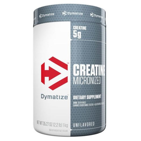 Dymatize Micronized CREATINE Monohydrate  200 Servings 1000g