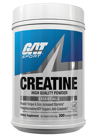 GAT CREATINE Monohydrate 1kg 200 Servings