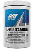 GAT L-GLUTAMINE Recovery Powder 100 Servings