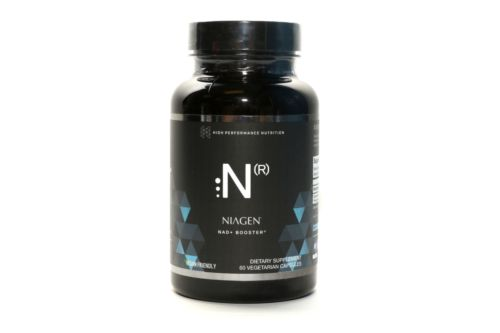 HPN High Performance Nutrition N(R) NIAGEN Nicotinamide Riboside - 60 capsules