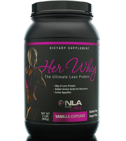 NLA Her Whey Ultimate Lean Protein Appetite Control - 2 lbs