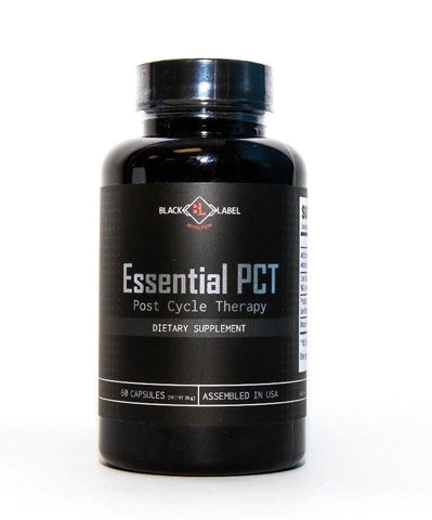 Black Label Essential PCT Post Cycle Therapy Anti-Estrogen Test Boost ARIMISTANE