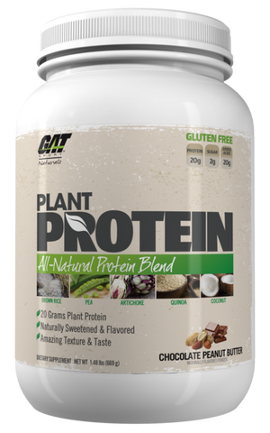GAT PLANT PROTEIN Pea Brown Rice Quinoa 20 Servings