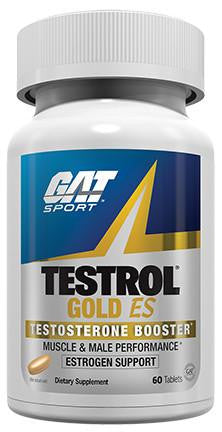 GAT Testrol Gold ES Testosterone Booster 60 Tablets