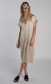 Silk T-shirt Dress