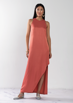 Maxi Dress Asymmetrical