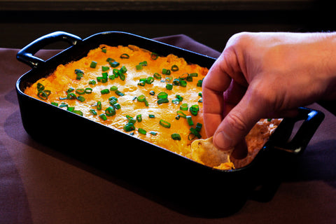 Joe's Kansas City Bar-B-Que Buffalo Chicken Dip Recipe
