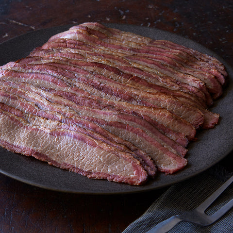 Sliced Brisket, 1 lb.