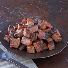 Burnt Ends, 1 lb., Joe's Kansas City Bar-B-Que, Joe's KC, BBQ, Barbecue, Kansas City, Ship BBQ