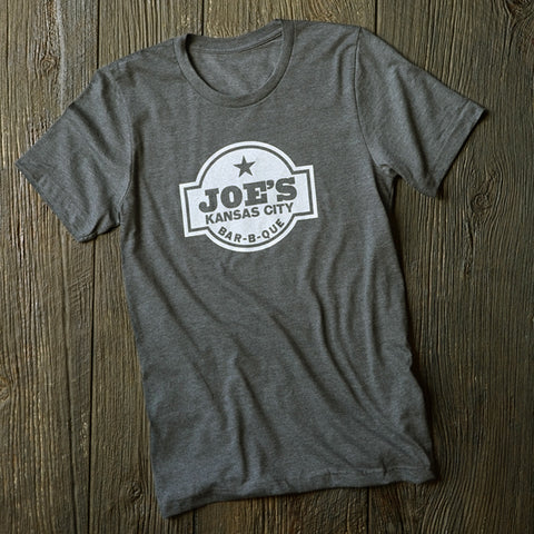 Joe's Kansas City Bar-B-Que Logo T-Shirt