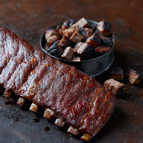 Ribs & Burnt Ends